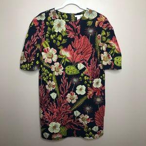 H&M Dress | Floral Shift Dress